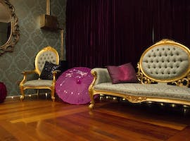 The Peacock Room, multi-use area at Maison Burlesque, image 1