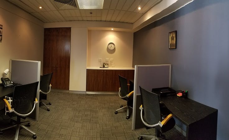 Serviced office at 10 Hobart Place, image 4