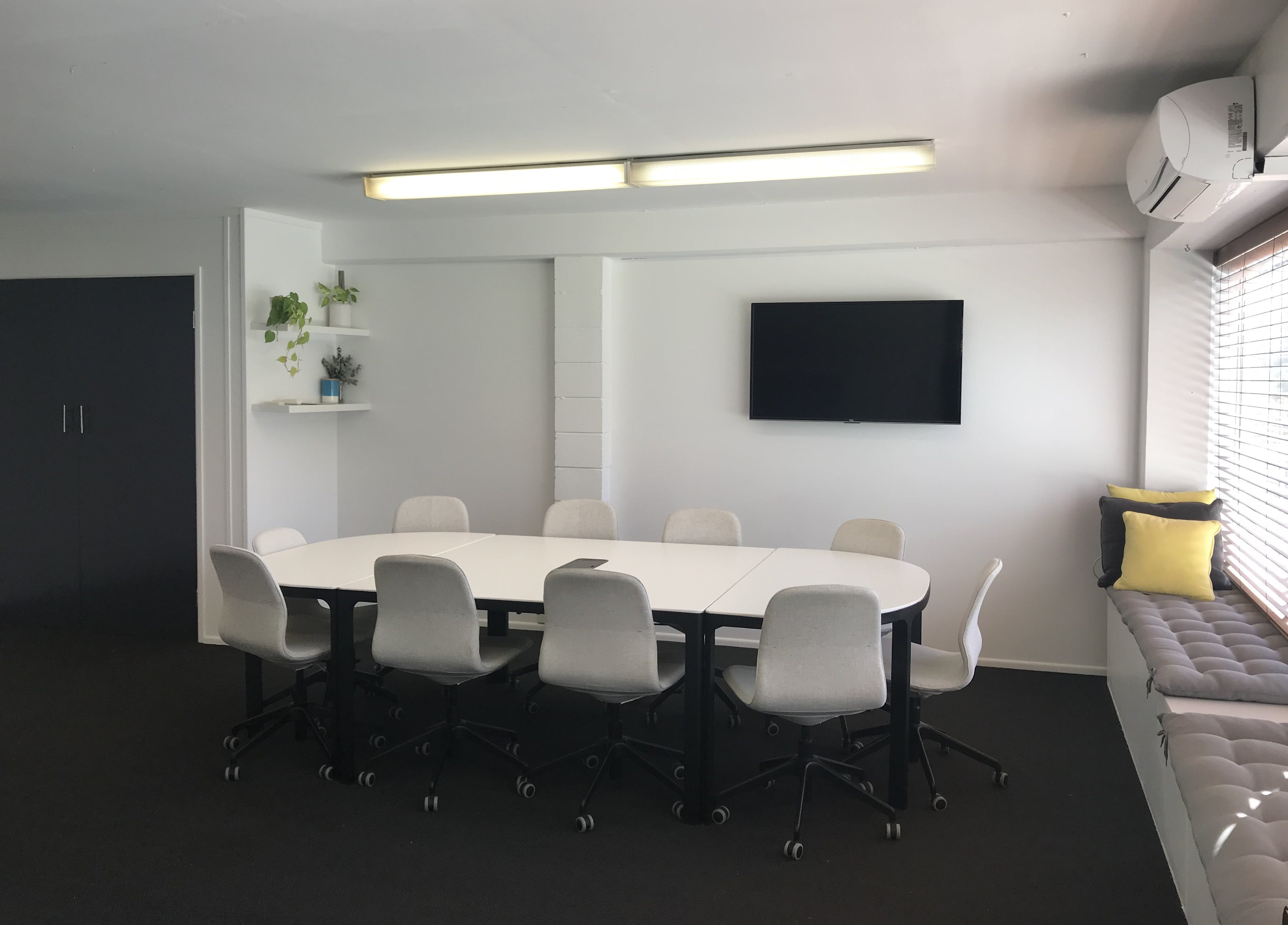 Burleigh Boardroom, meeting room at McDonald House, image 1