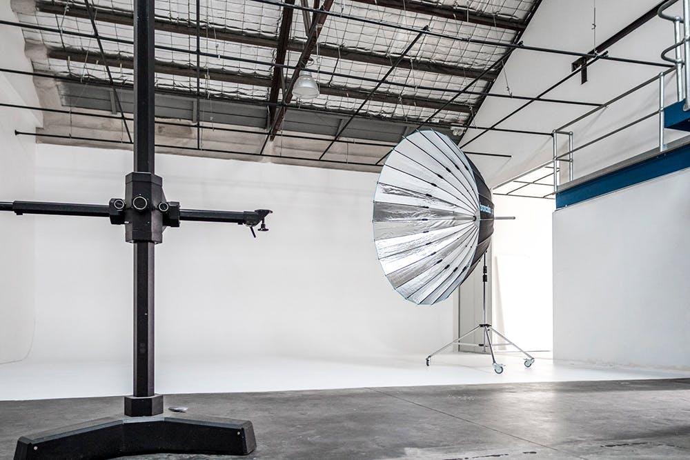 Large CYC photography studio, creative studio at Camperdown Studios, image 1