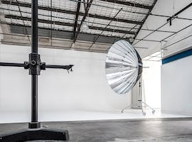 Large CYC photography studio, creative studio at Camperdown Studios, image 1