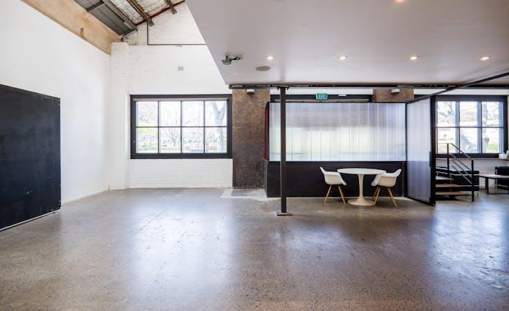 Daylight photography studio, creative studio at Camperdown Studios, image 1