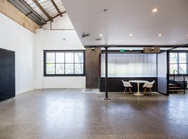 Daylight photography studio, creative studio at Camperdown Studios, image 1