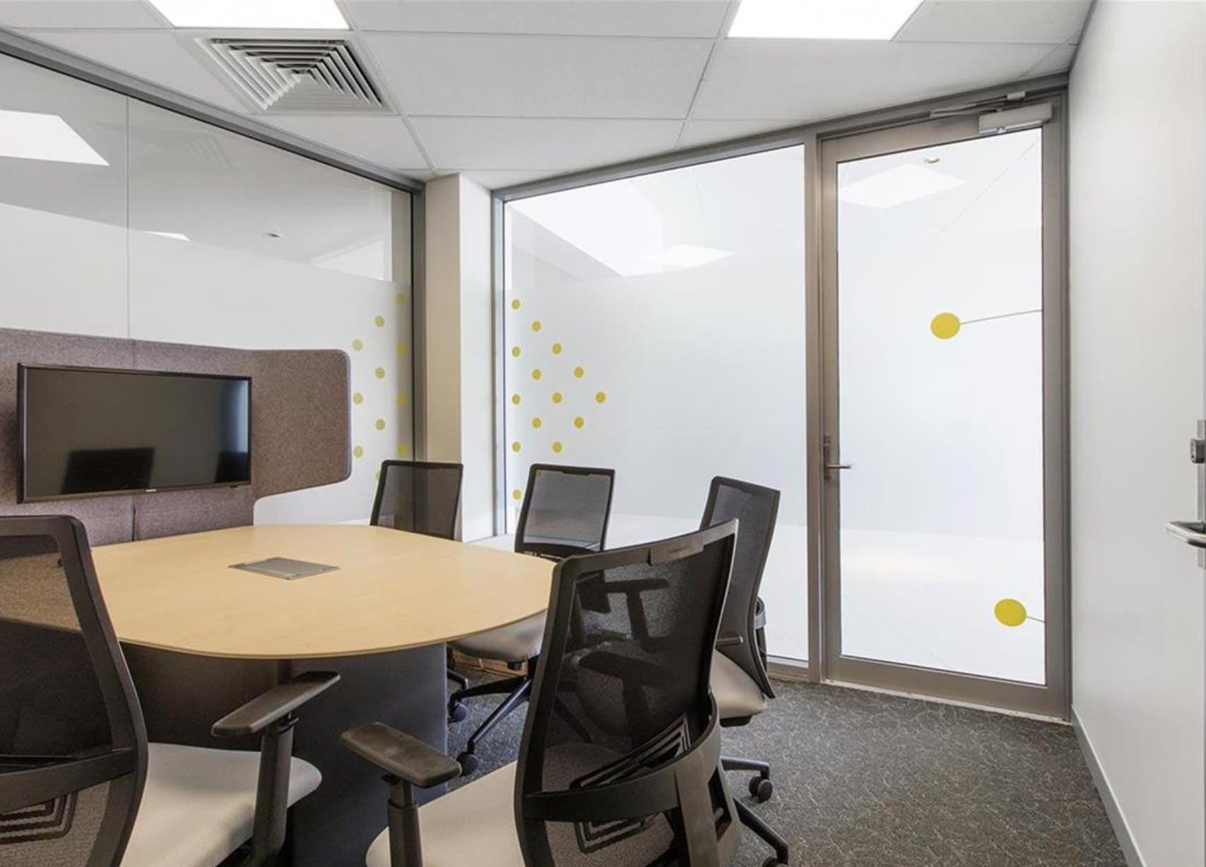 6 Person, meeting room at The Hive Coworking & Office Space, image 1