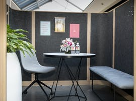 Collaborative Cubicle, coworking at The Third Space, Broadway Sydney, image 1