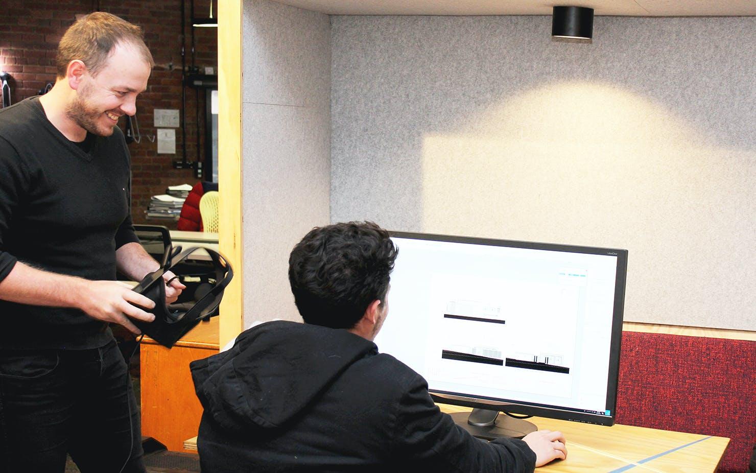 Resident Member, dedicated desk at Exchange Workspaces - Richmond, image 1
