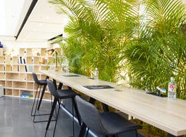 Open Work Area, hot desk at The Third Space, Broadway Sydney, image 1