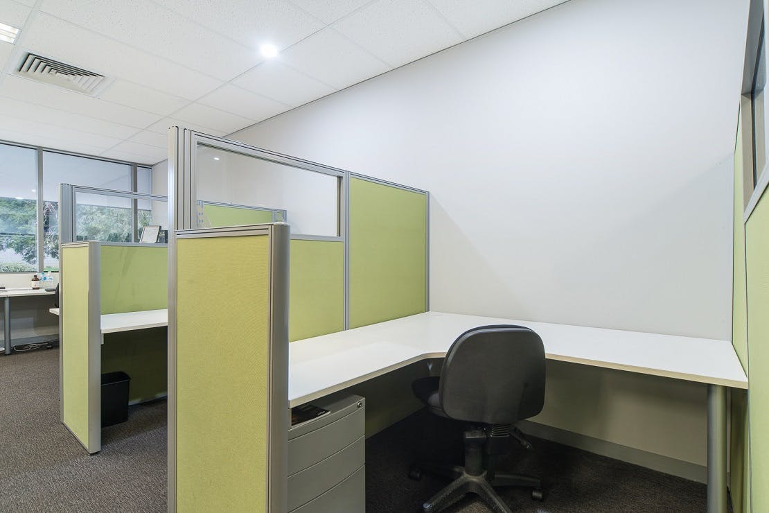 Hot desk at Verdun House, image 1