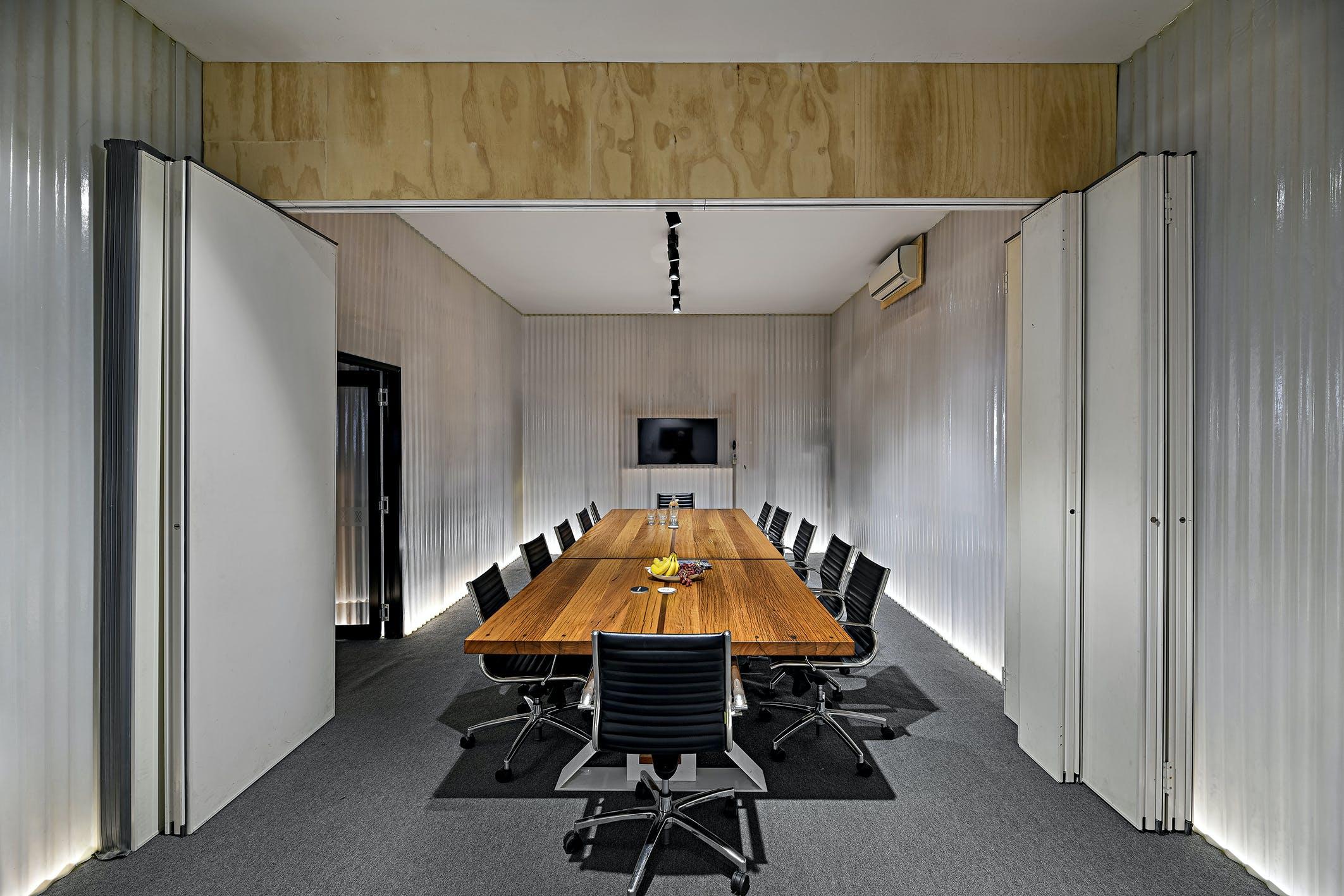 Board Room, meeting room at Exchange Workspaces - Richmond, image 2