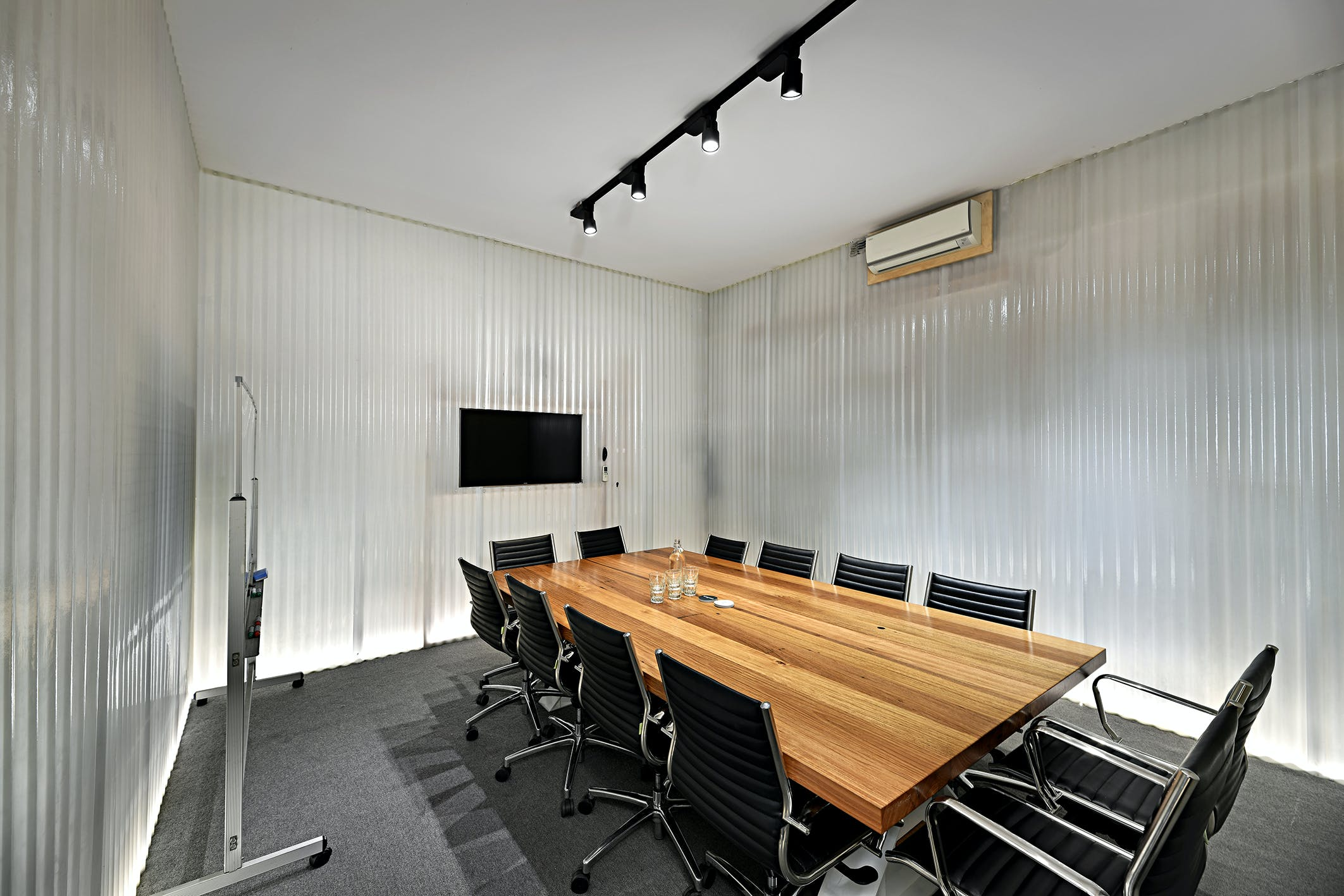 Combined Rooms, meeting room at Exchange Workspaces - Richmond, image 2