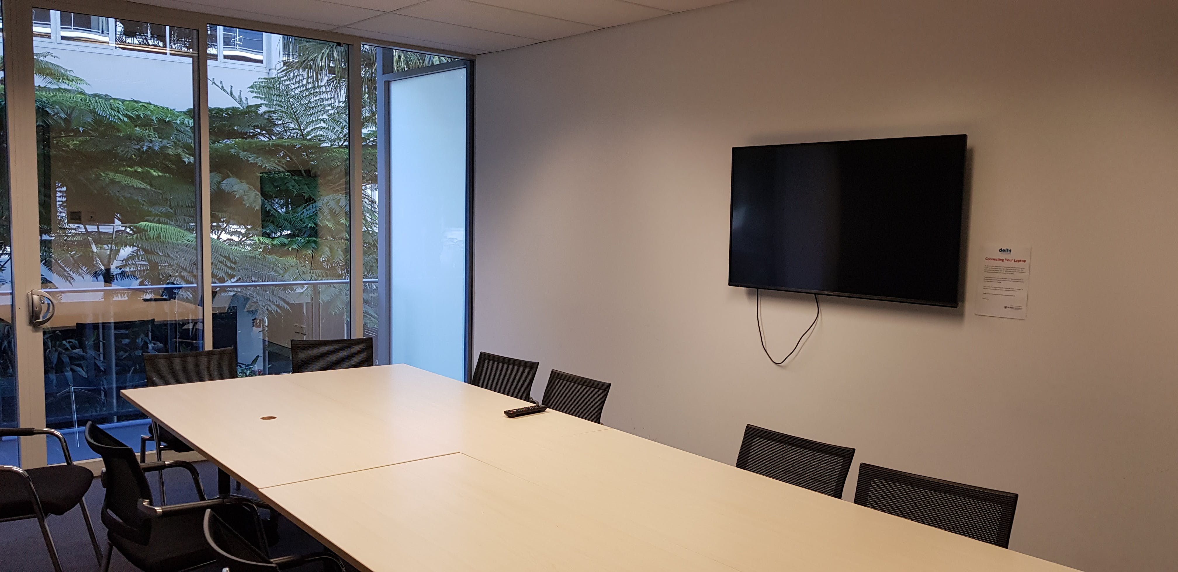 Shared office at Tele Training, image 1