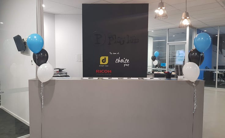 The Buzz Room, private office at The PlayLab Co-Working Shepparton, image 2