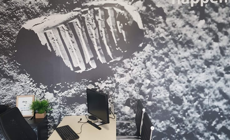 The Buzz Room, private office at The PlayLab Co-Working Shepparton, image 1