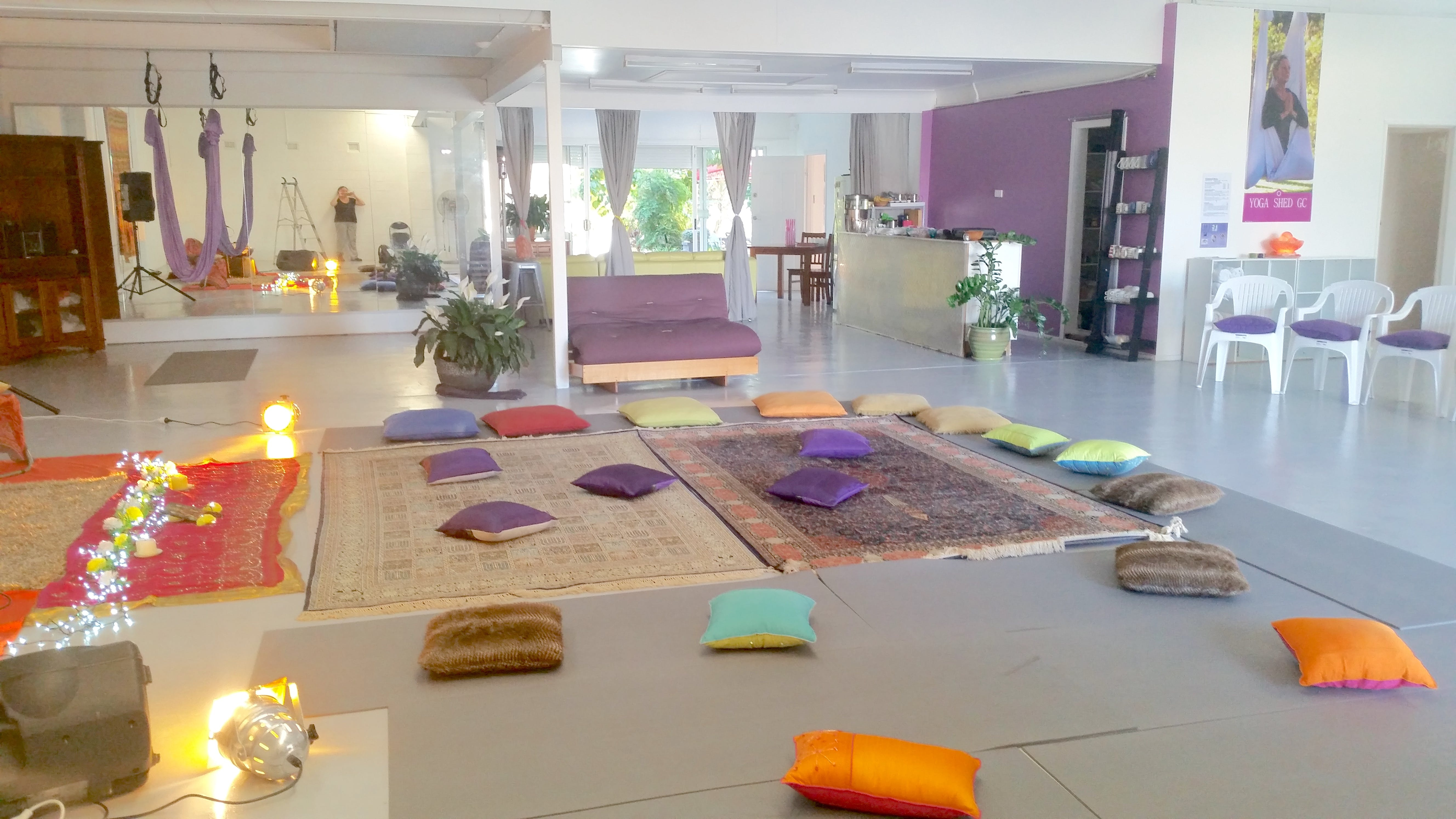 Mermaid Waters Yoga Shed , workshop at Yoga Shed GC, image 1