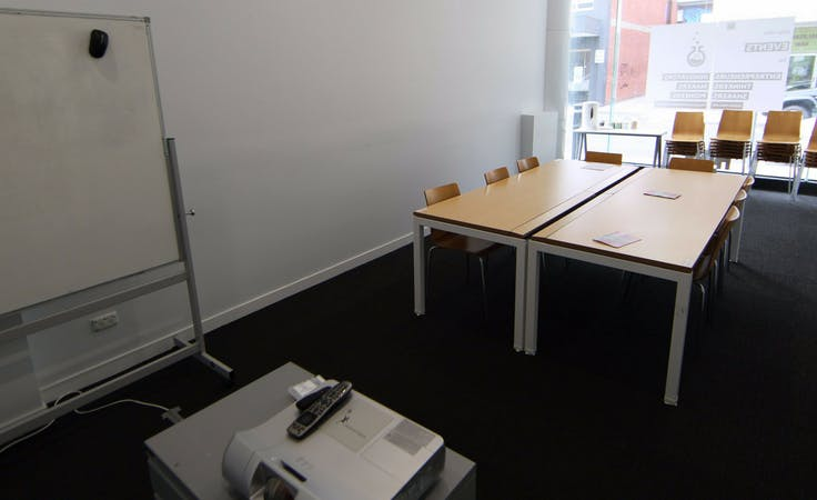 Banu-Birir Workshop Space, workshop at Frankston Foundry, image 2