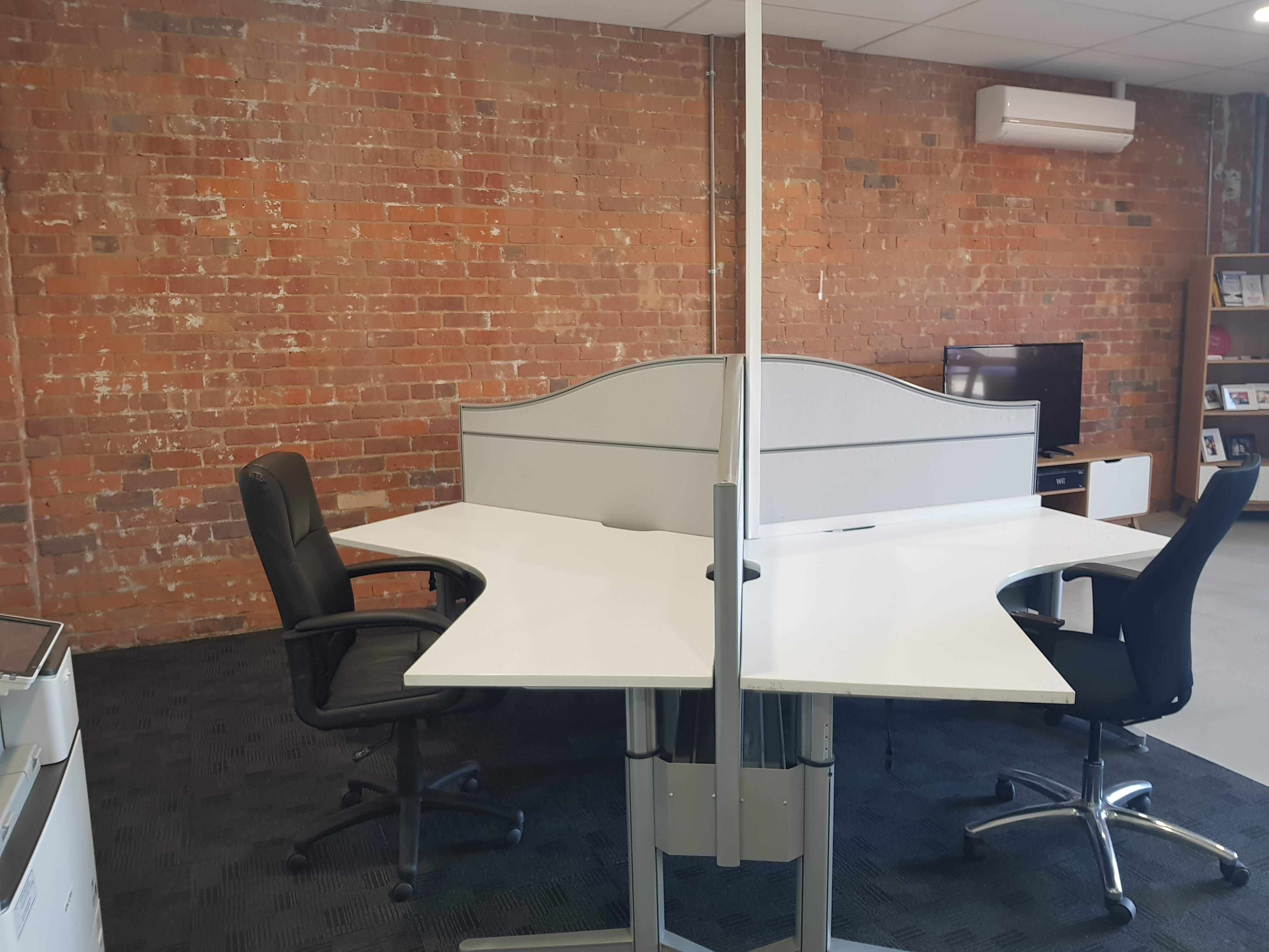 Hot desk at The PlayLab Co-Working Shepparton, image 1