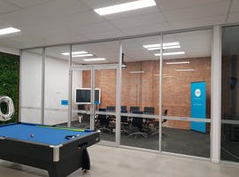 The Einstein Room, meeting room at The PlayLab Co-Working Shepparton, image 1