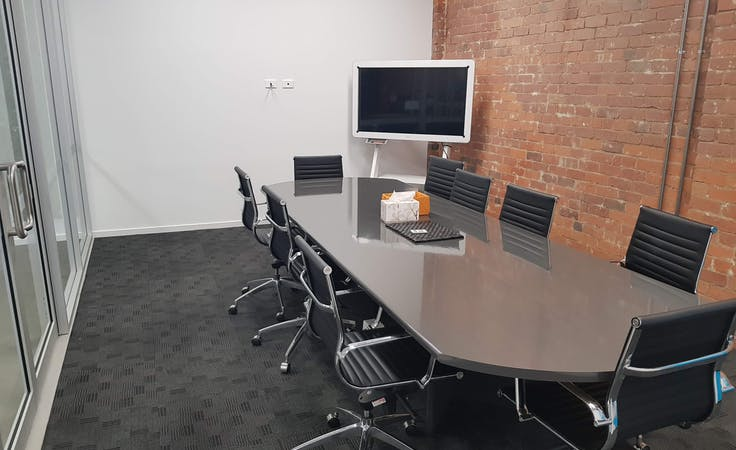 The Einstein Room, meeting room at The PlayLab Co-Working Shepparton, image 2