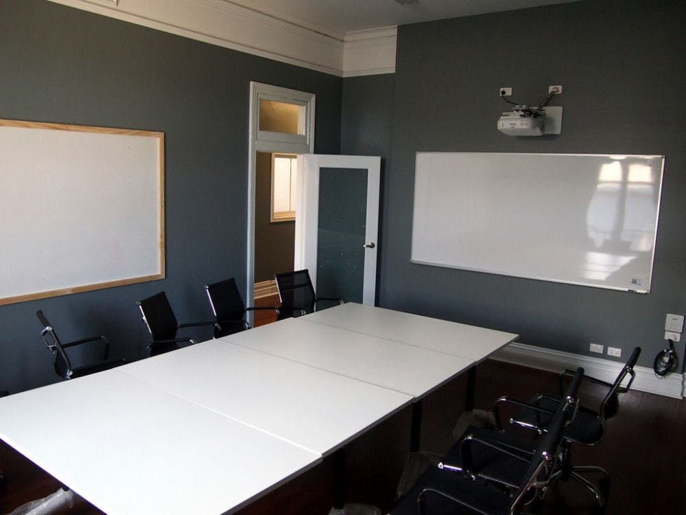 Amegilla, meeting room at CityHive, image 1