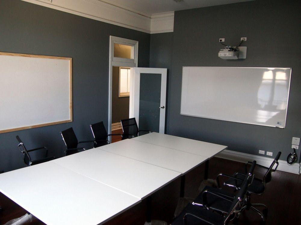 Amegilla, meeting room at CityHive, image 1