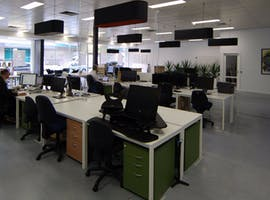 """""""Hot Desk"""" 10 Visit Power Package with a diverse range of entrepreneurs, start ups and businesses, hot desk at Frankston Foundry, image 1"""