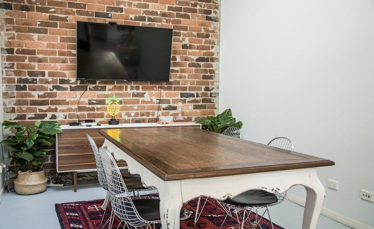 Blue - TV Boardroom, meeting room at Dynamix Pty Ltd, image 1