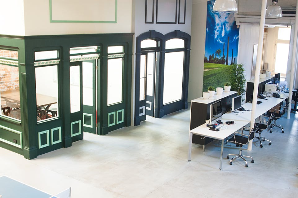 Green Lounge Boardroom, meeting room at Dynamix Pty Ltd, image 3