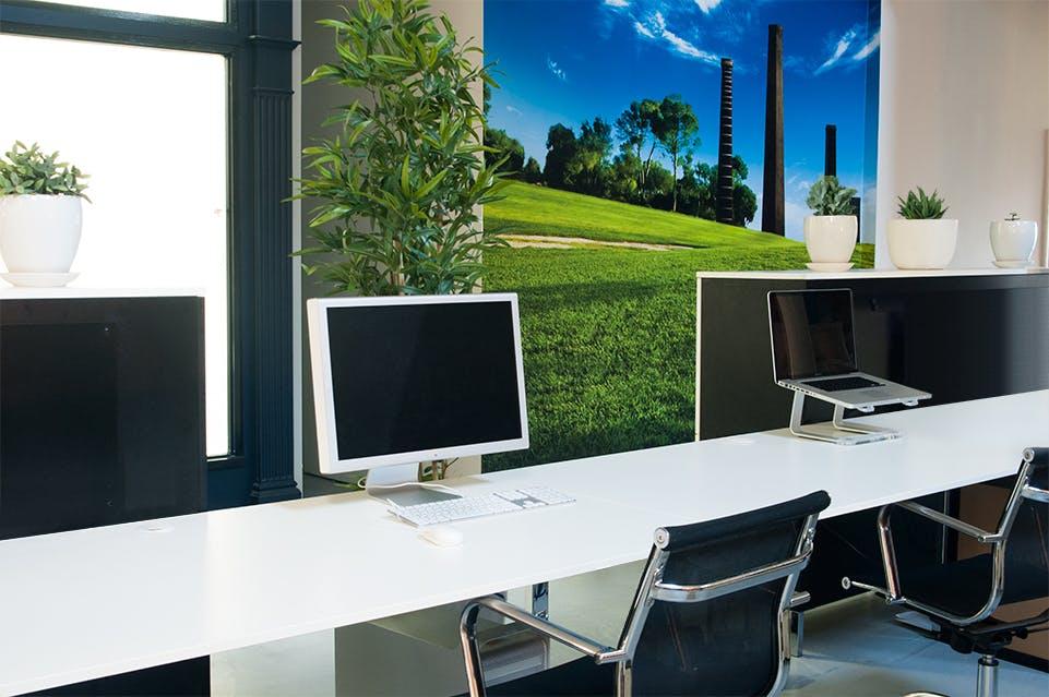 Hot desk at Dynamix Pty Ltd, image 1