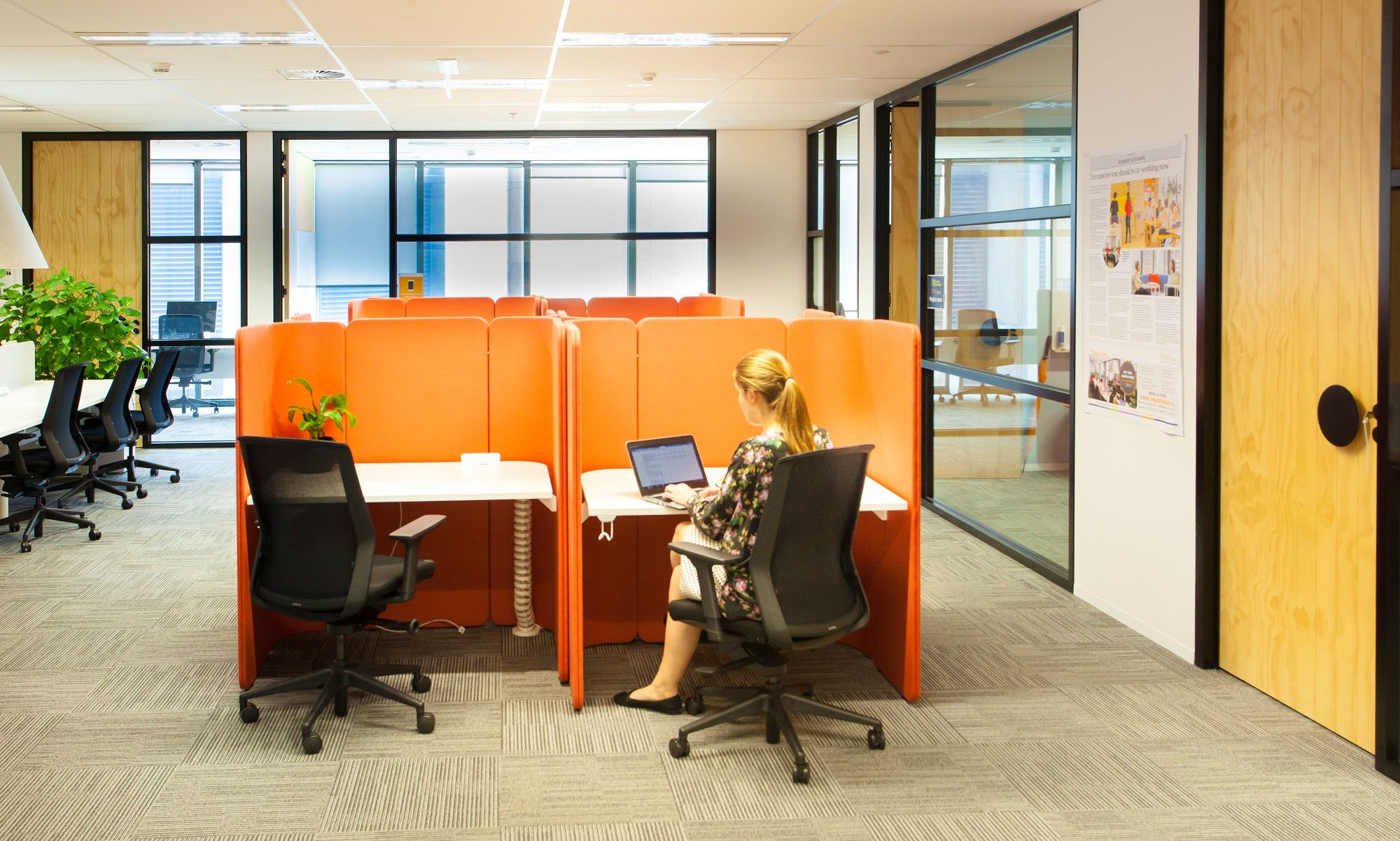 House Pass - 4 visits a month, coworking at Nous House Melbourne, image 1