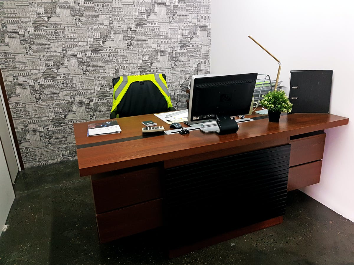 Office Room 1 to 9, private office at M Space, image 1
