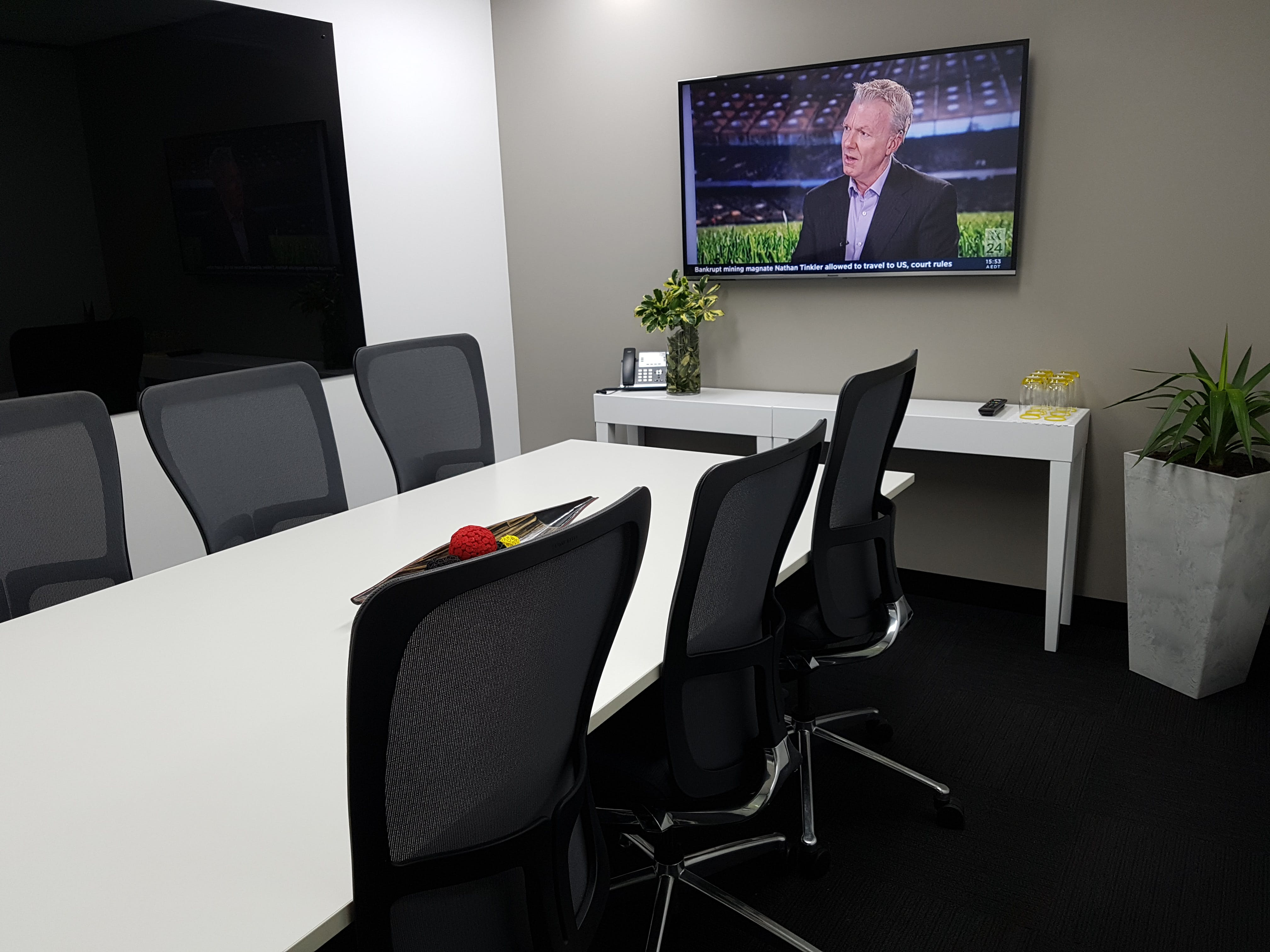 Boardroom, training room at Anytime Offices, image 1