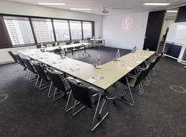 Medium Room, function room at Karstens Brisbane, image 1