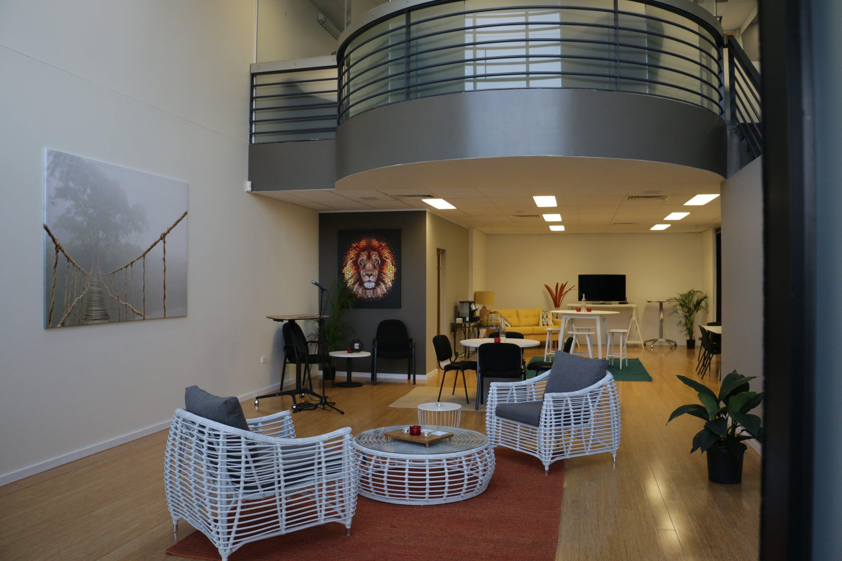 Ground Floor, coworking at Meetings @ Milton, image 1