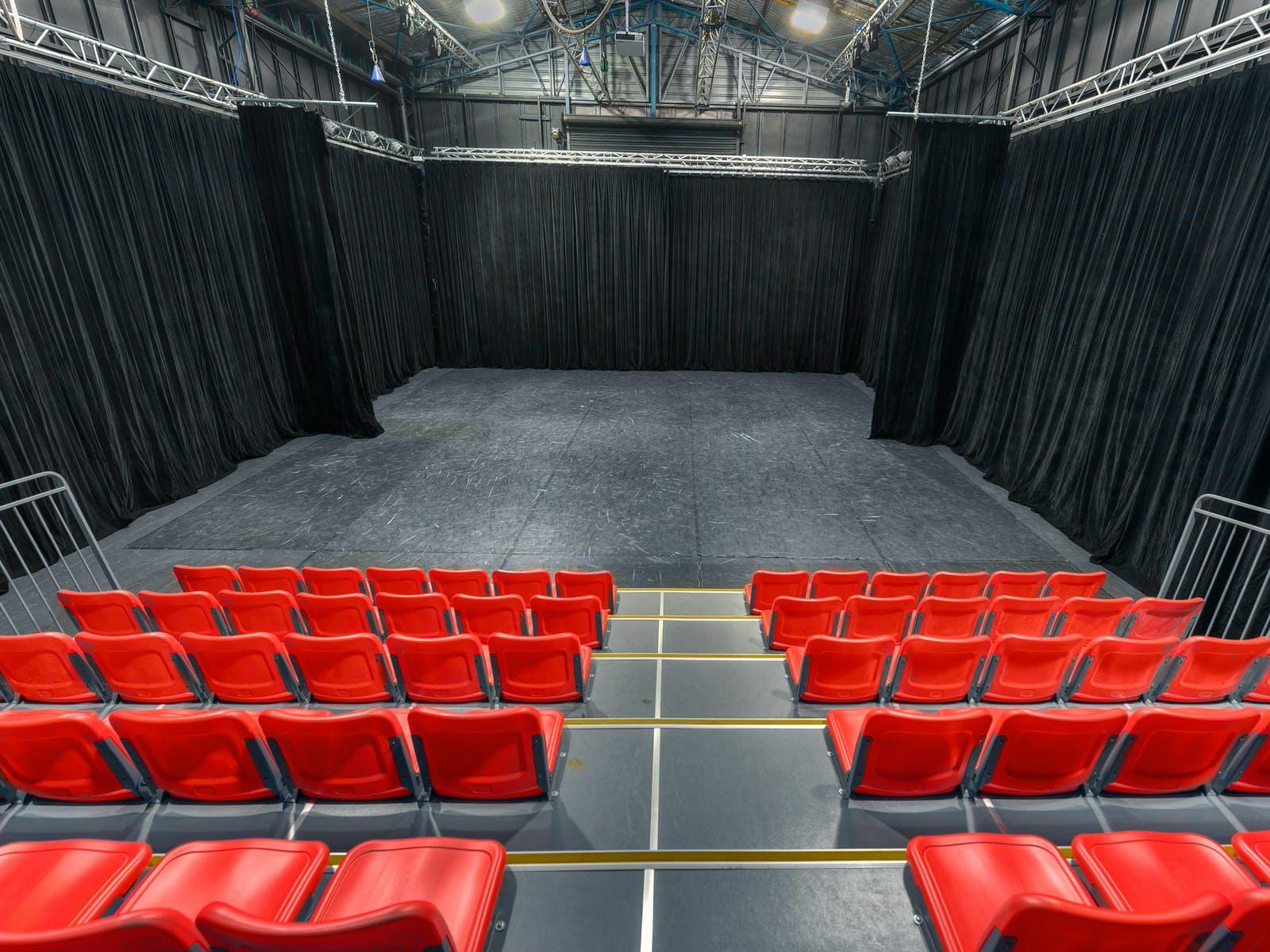 Raw Theatre, multi-use area at Raw Studios, image 1