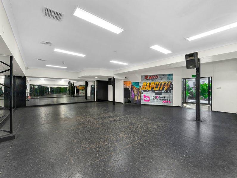 Studio 2, multi-use area at Raw Studios, image 1