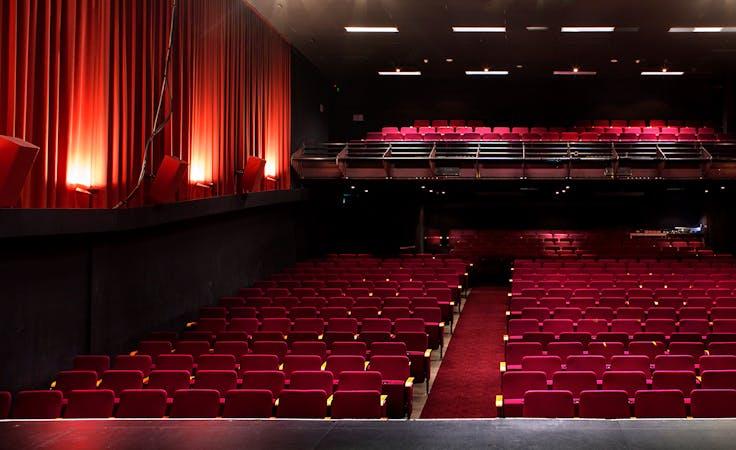 Theatre 1, multi-use area at Alex Theatre St Kilda, image 1