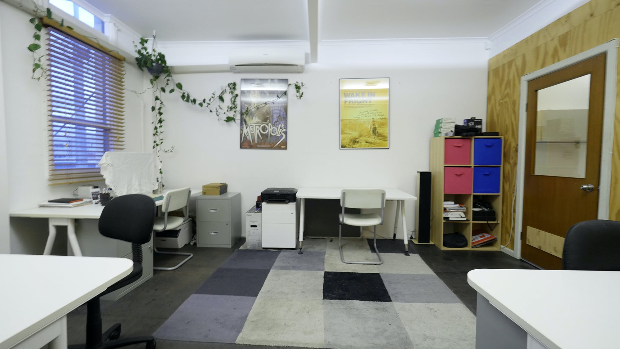 Co-working space, dedicated desk at Atticus media, image 1