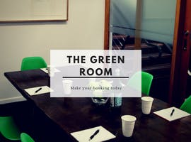 The Green Room, meeting room at The Office Group, image 1