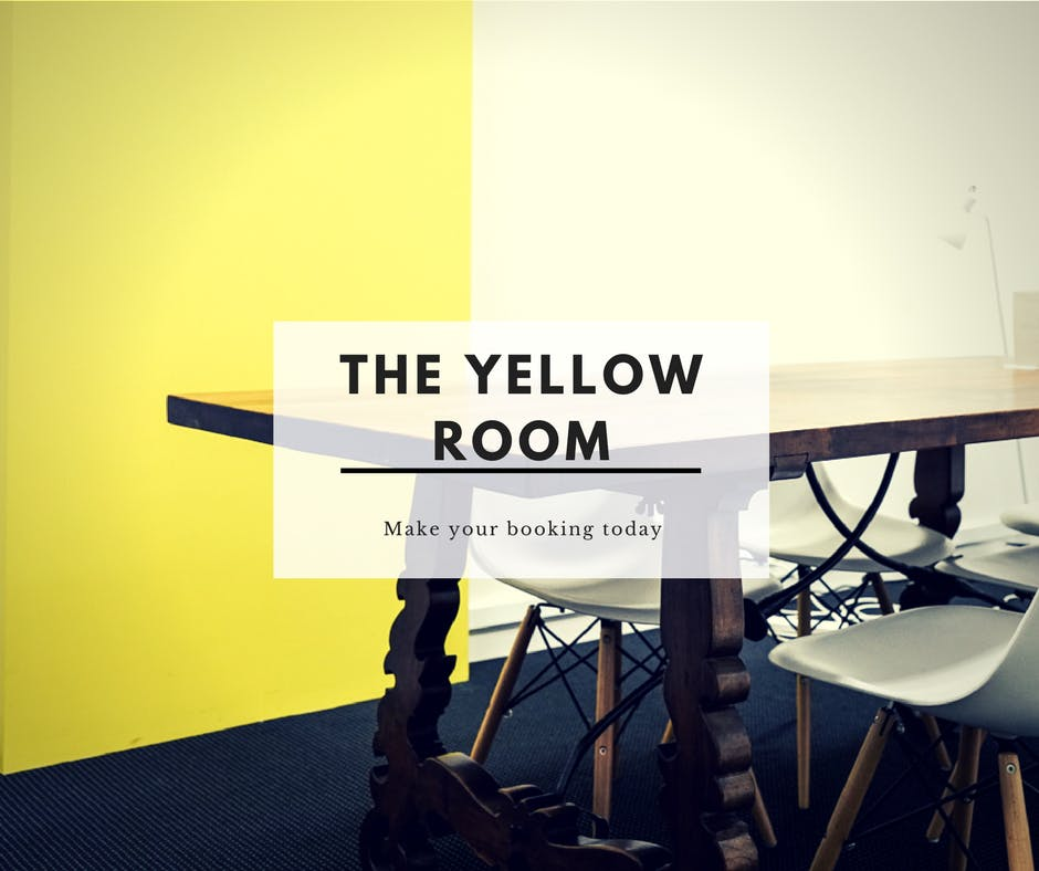 The Yellow Room, meeting room at The Office Group, image 1