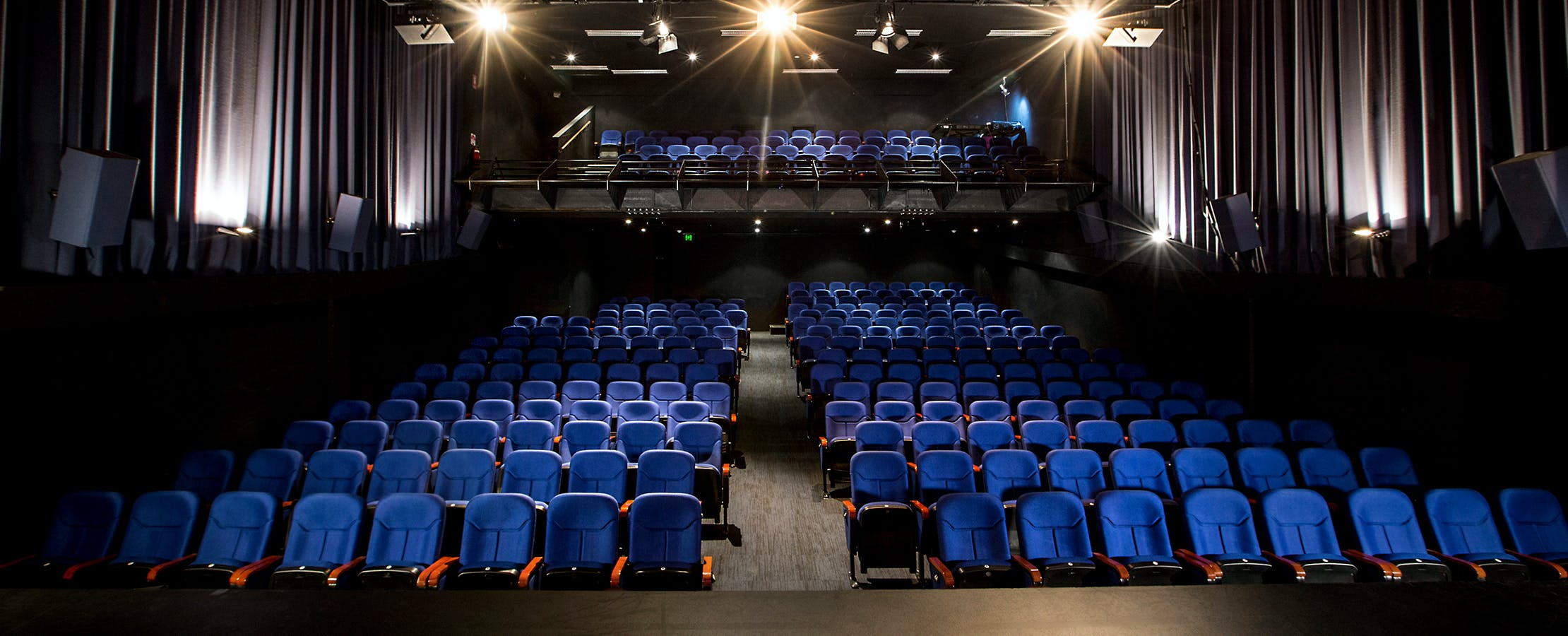 Theatre 2, multi-use area at Alex Theatre St Kilda, image 1