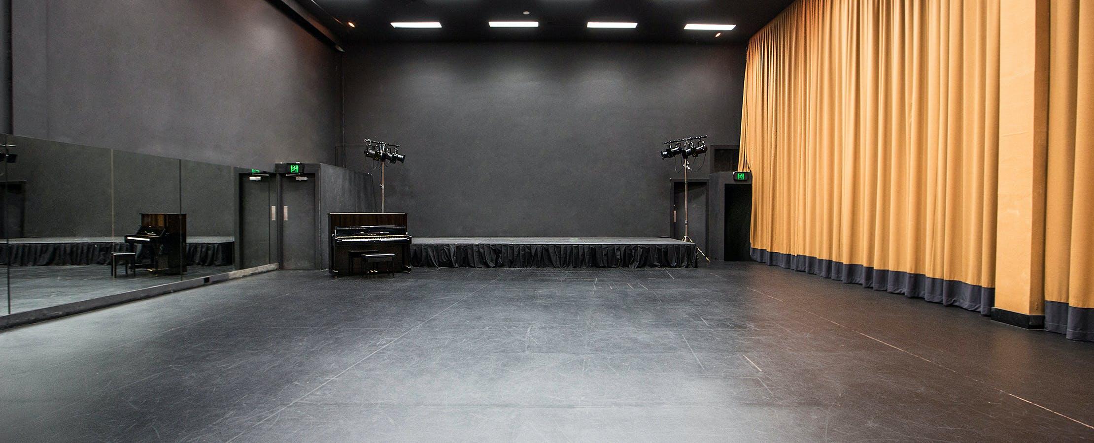 Studio, multi-use area at Alex Theatre St Kilda, image 1