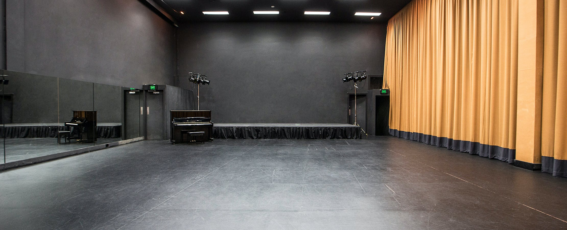 Studio, multi-use area at Alex Theatre St Kilda, image 1