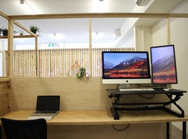 Small Pod, shared office at Junction 2, image 1