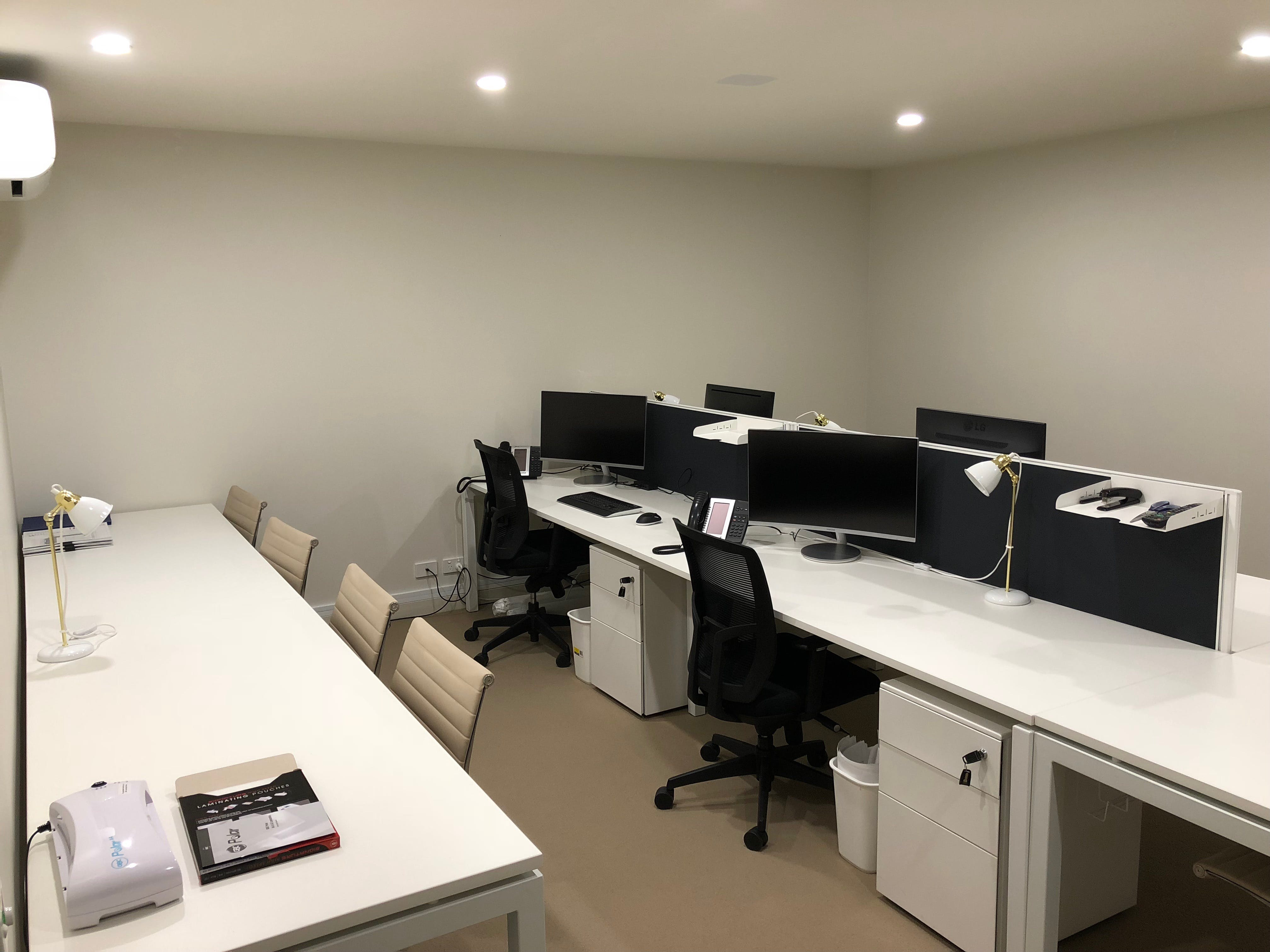 Shared office at Pevensey House, image 1