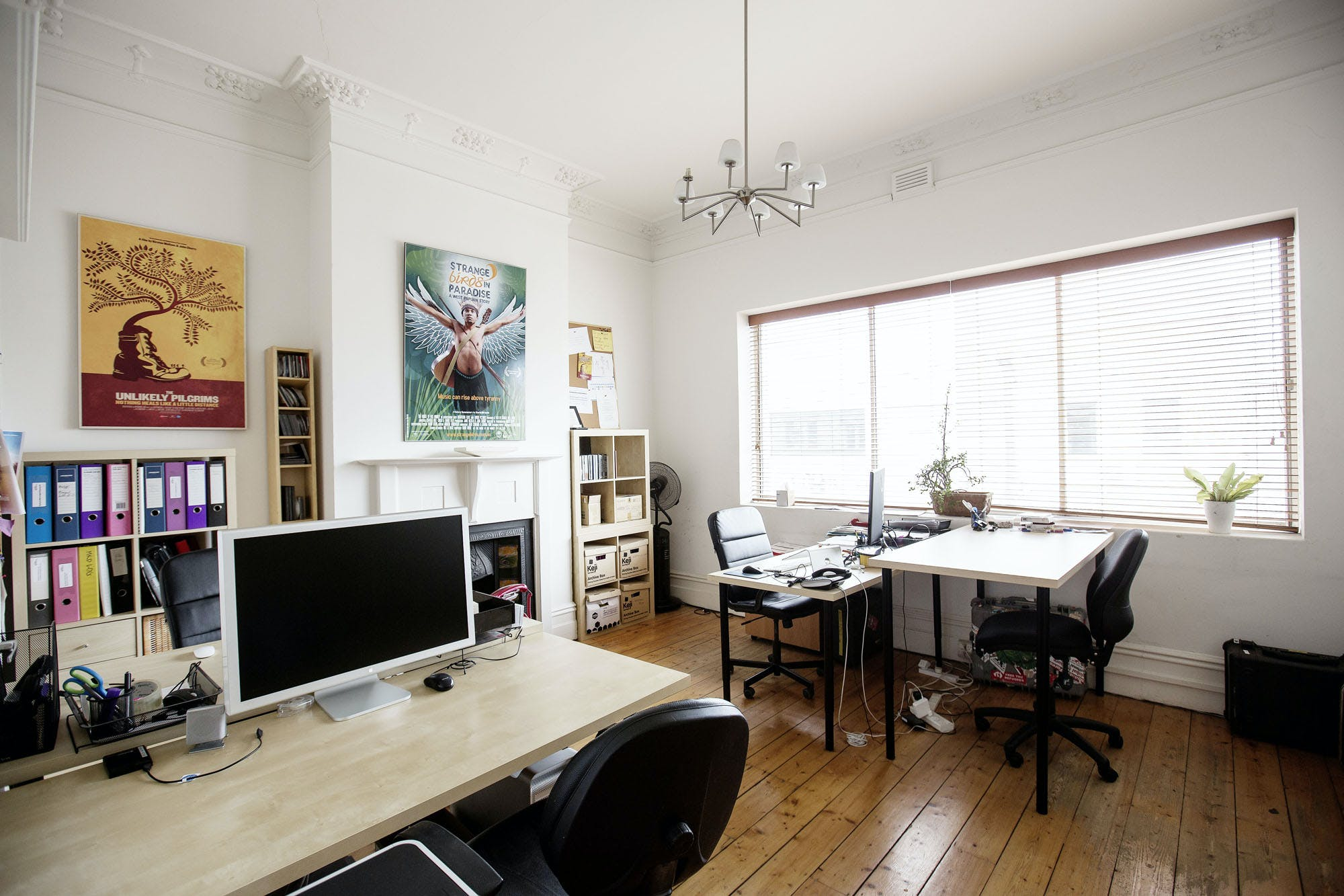 Private office at Tapestry Media, image 1