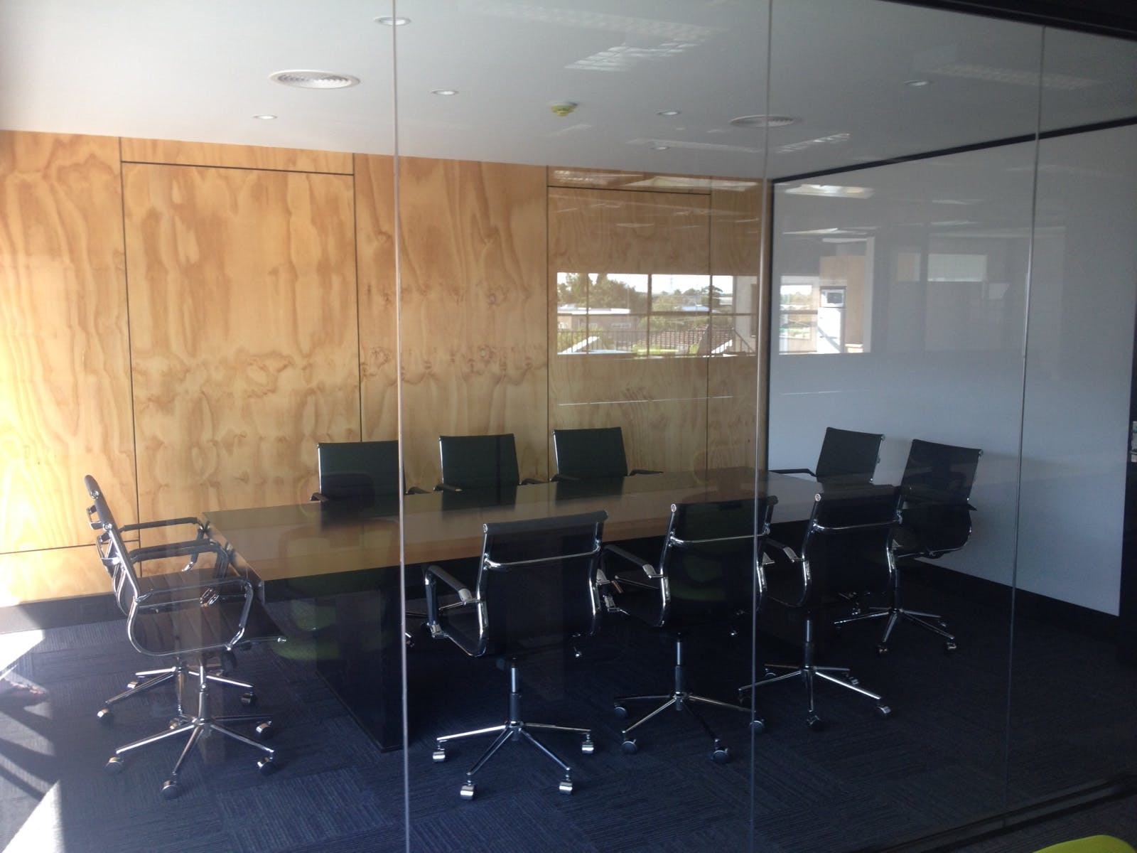 The Boardroom, meeting room at OfficeOurs Yarraville, image 1