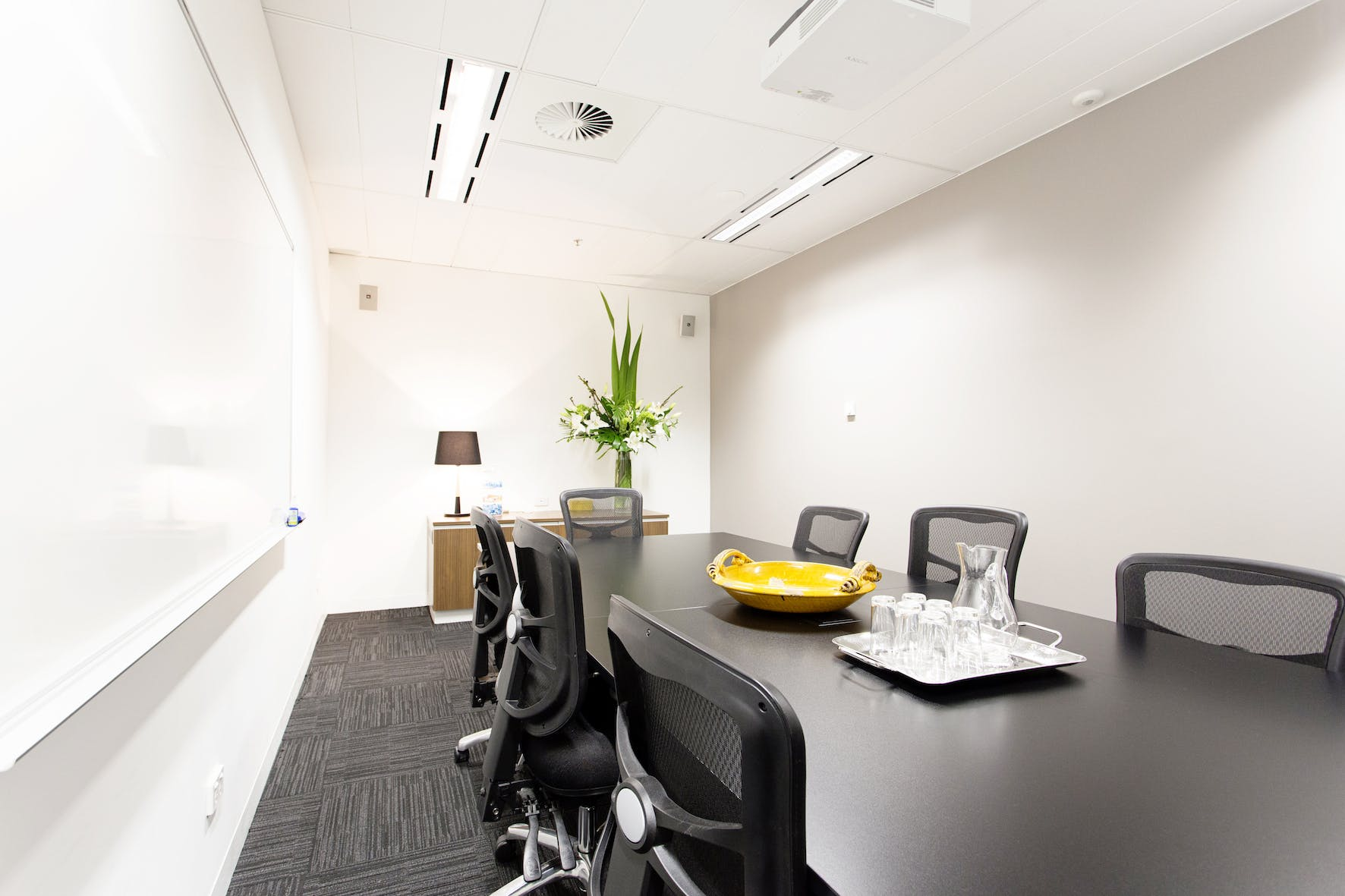 Boardroom, meeting room at @WORKSPACES, image 1