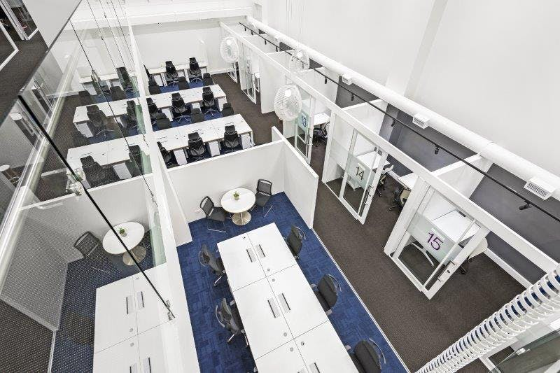 G11 (Internal), private office at 555 Bourke Street, image 1