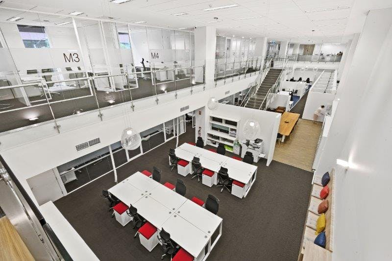 G15 (Internal), private office at 555 Bourke Street, image 1