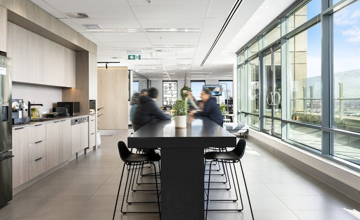 Office 18, Level 19 , private office at 485 La Trobe Street, image 1